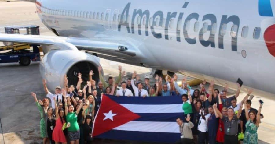 De igual forma otras provincias de Cuba ya están consideradas para hacer aterrizajes aparte de las ya programadas provincias de Holguín y de Cienfuegos. FOTO: cibercuba.com