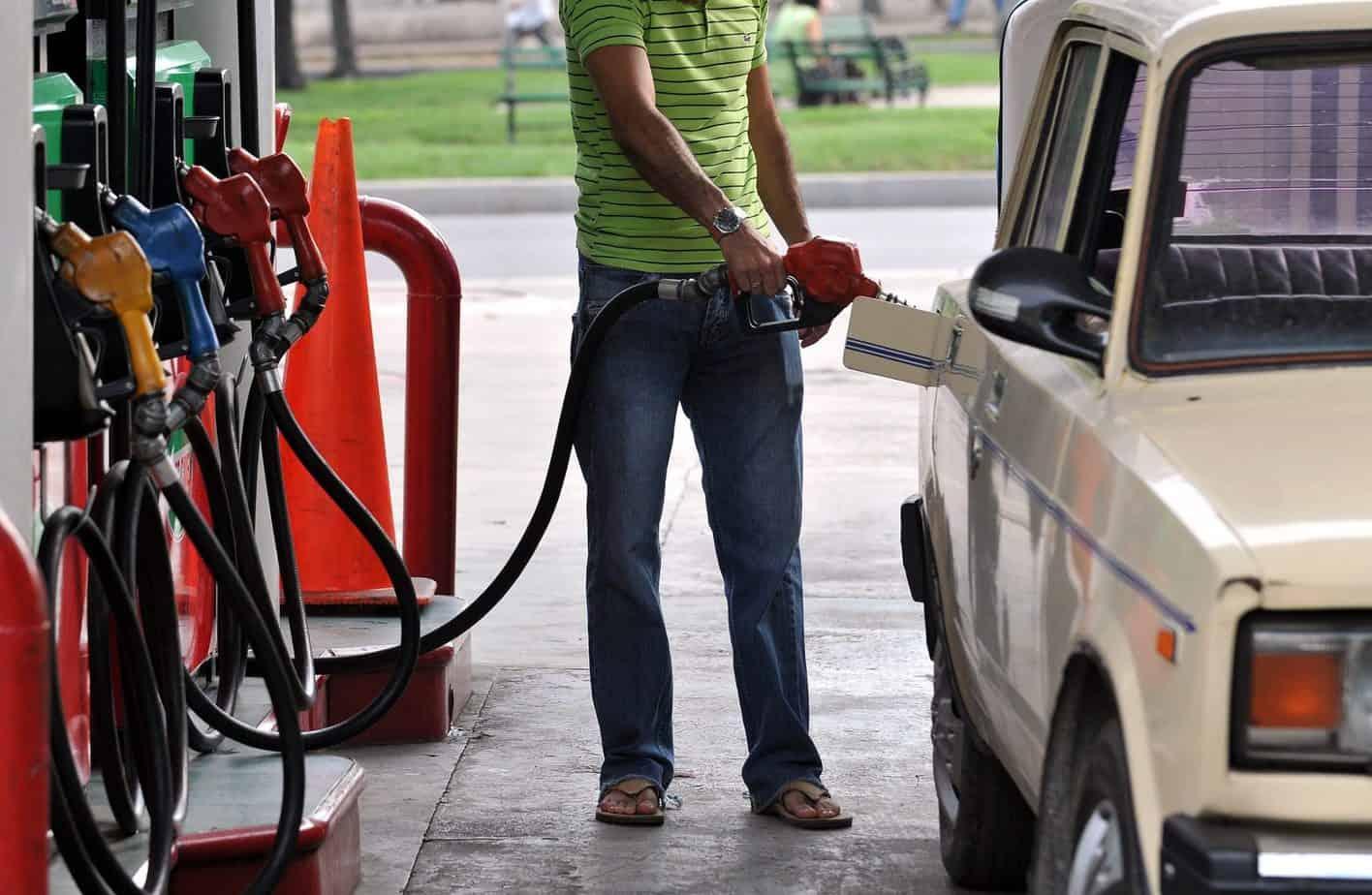 Este cubano intentó regresar a Cuba con 345 galones de gasolina