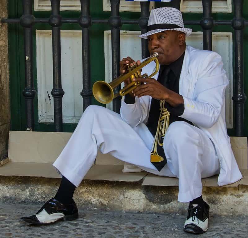 El ritmo de la música en Santiago de Cuba