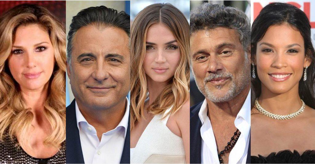 5 actrices y actores cubanos exitosos en Hollywood