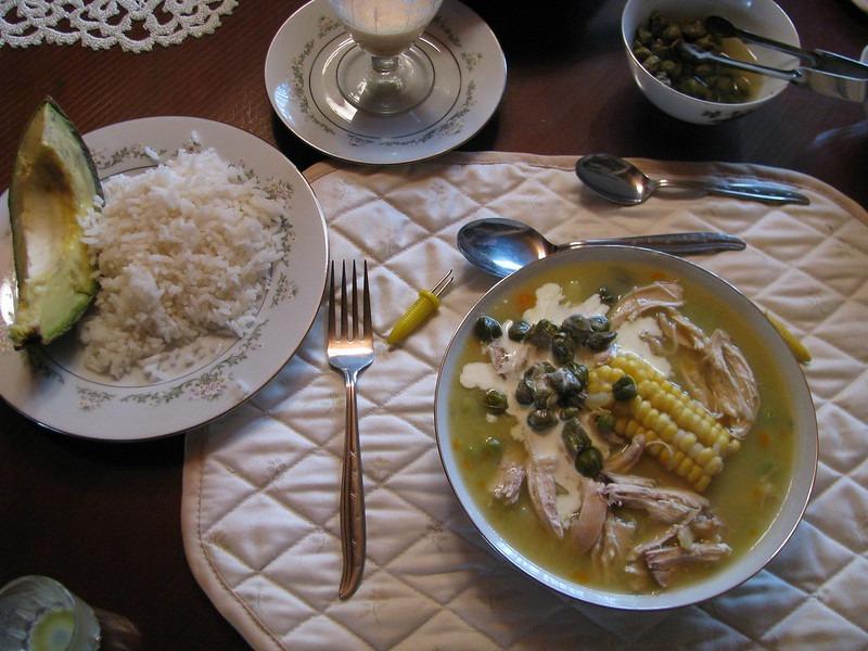 El Ajiaco cubano es una receta de elaboración sencilla