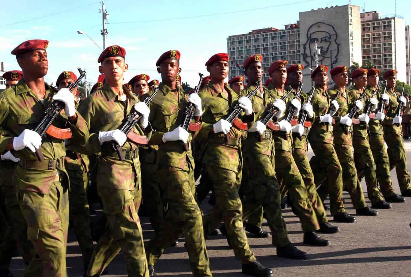 Bastion 2016: Cuba comienza 3 dias de entrenamiento militar