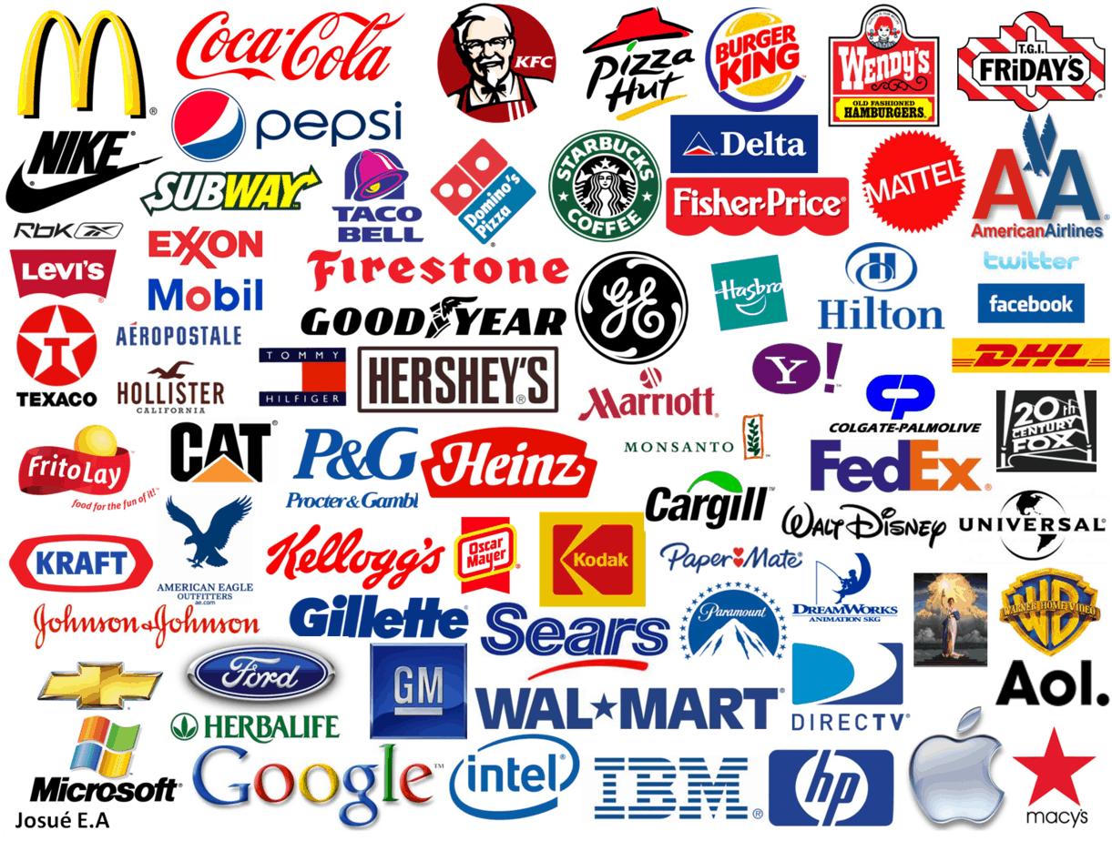 marcas estadounidenses