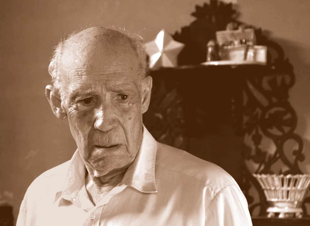 Fallece una leyenda del cine cubano, el actor Reinaldo Miravalles