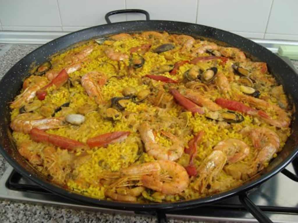 cocina española en Cuba