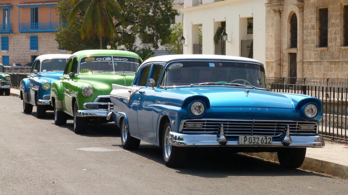 Santiago es un museo del transporte en Cuba