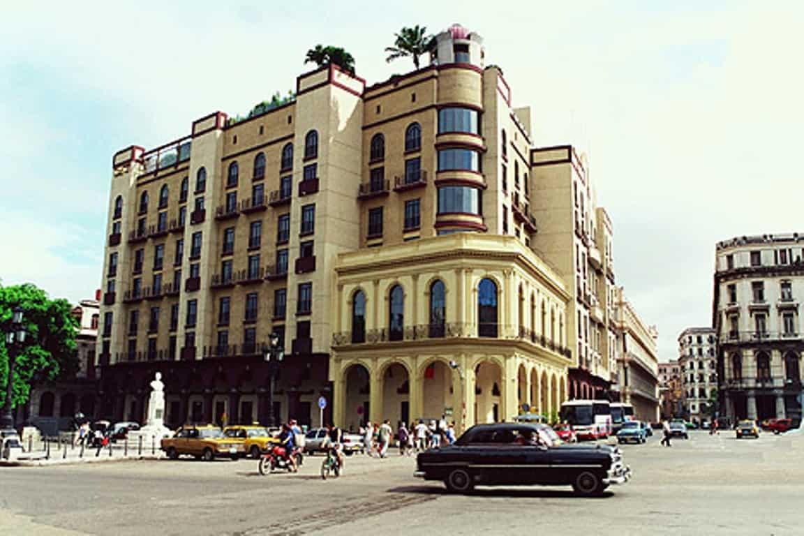 Hotel Parque Central Cuba