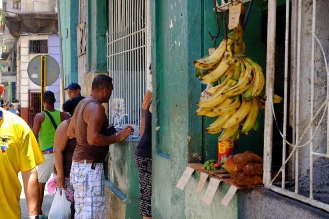 Pagos en Cuba