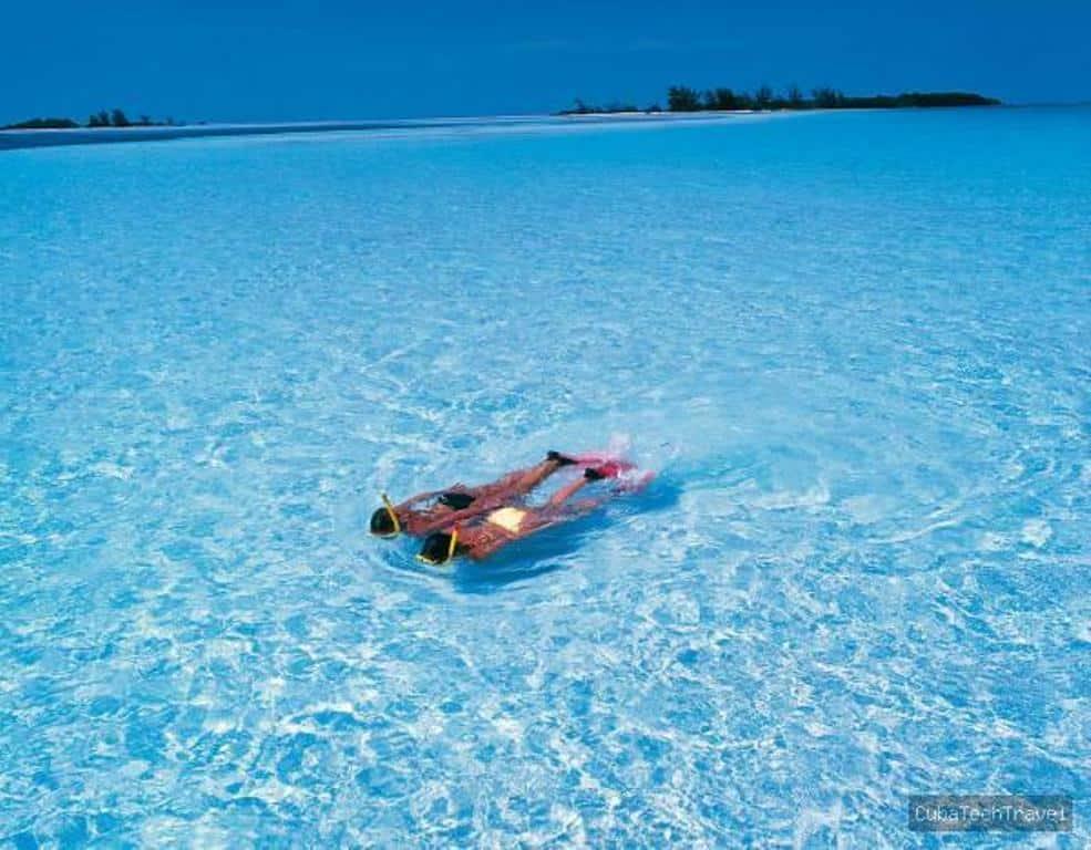 Esta es otra Playa que debes conocer en Cayo Largo Sur