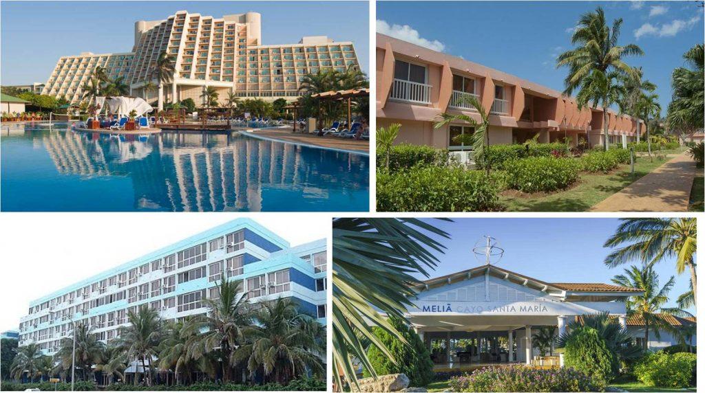 6 Hoteles en Cuba con toco incluido