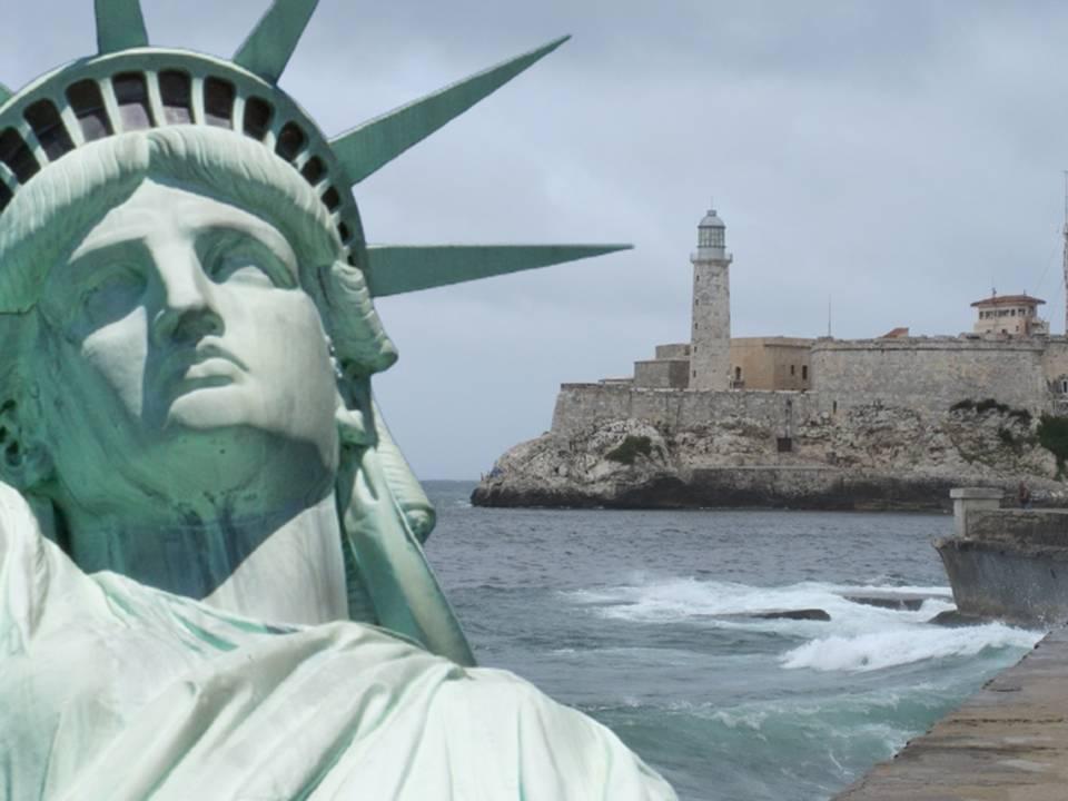 7 diferencias entre Cuba y Estados Unidos