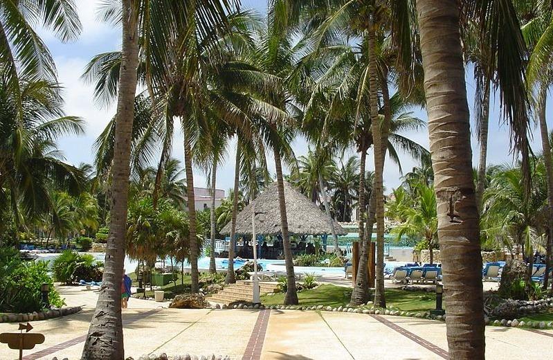 Meliá Varadero, uno de los hoteles en Cuba con todo incluido