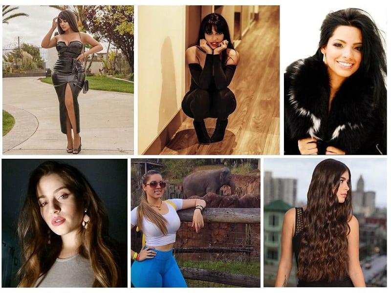 6 cubanas que arrasan en Instagram