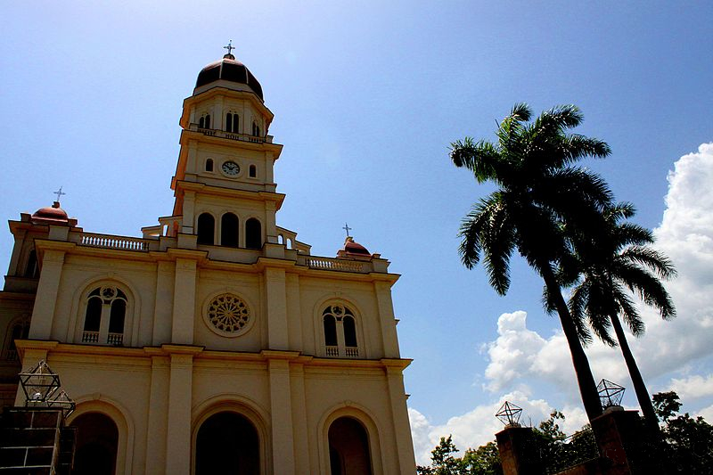 El centro histórico de Santiago de Cuba es patrimonio Nacional