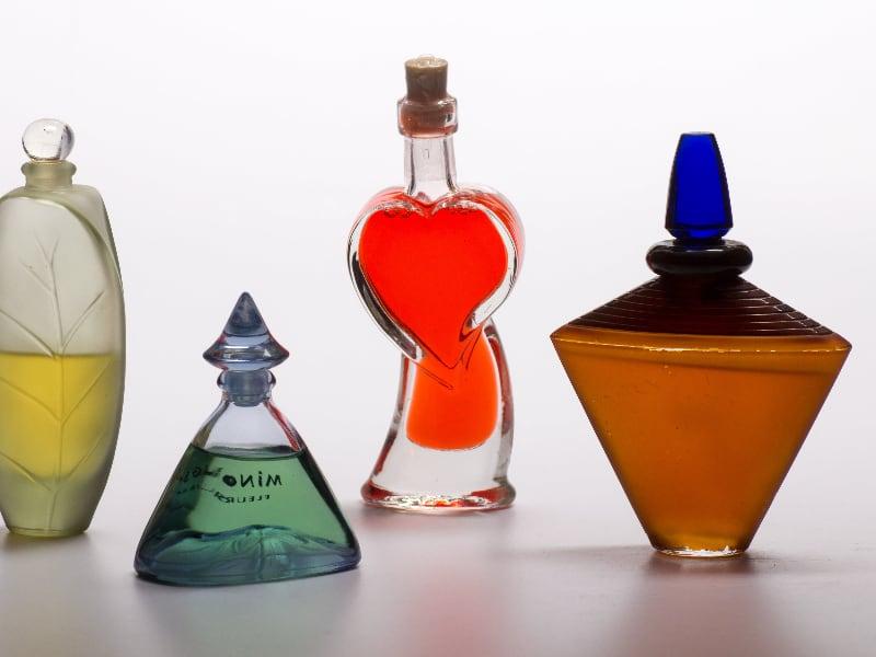 Perfumes en Cuba
