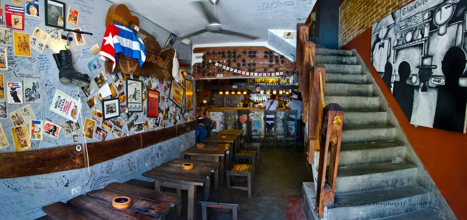 Seis bares para visitar en La Habana