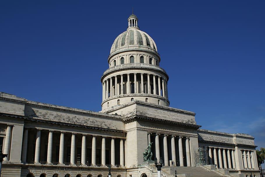 El Capitolio es uno de los lugares más importantes en Centro Habana