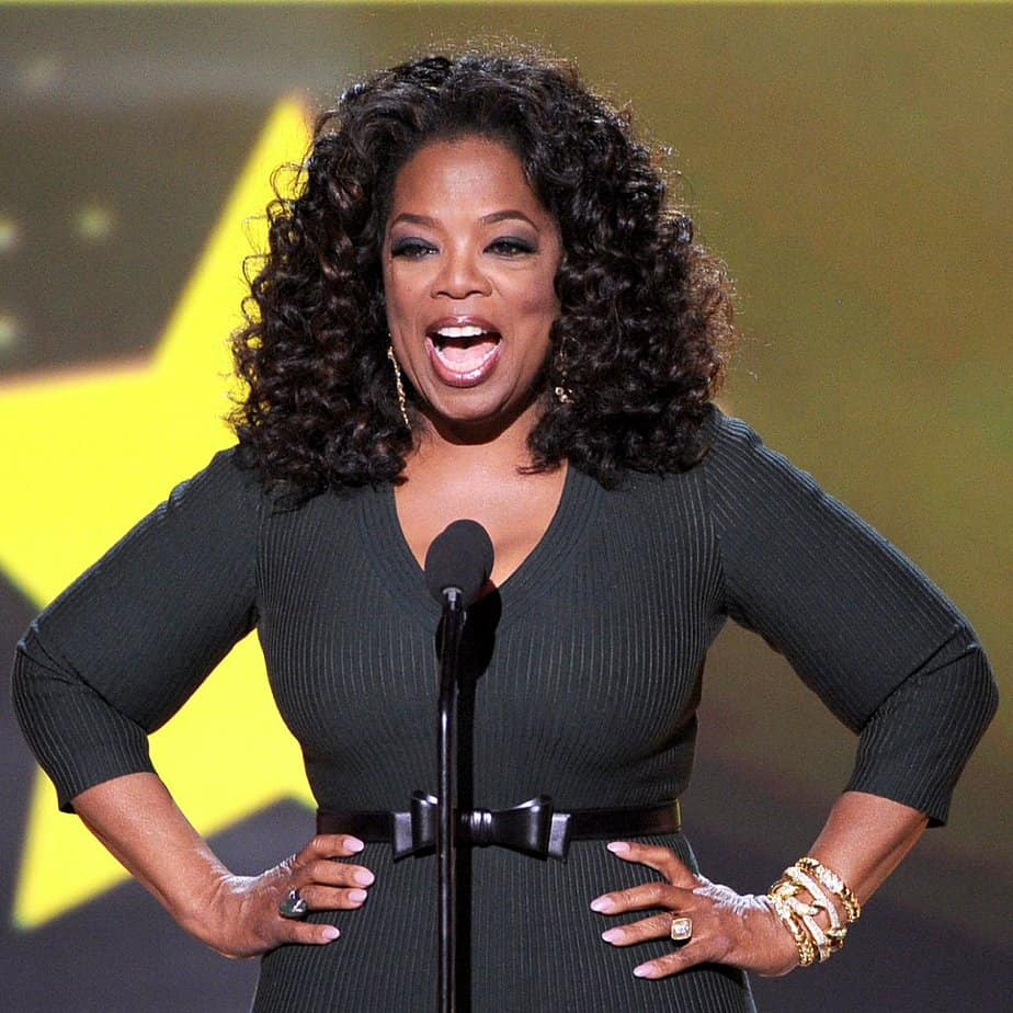 Oprah Winfrey cree que podría ser presidenta de EE.UU.