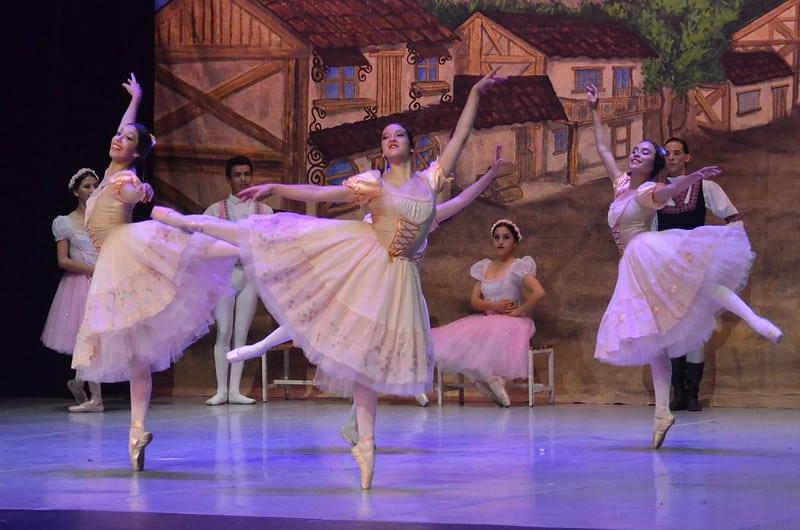 El Teatro Alicia Alonso es la sede del Ballet Nacional de Cuba