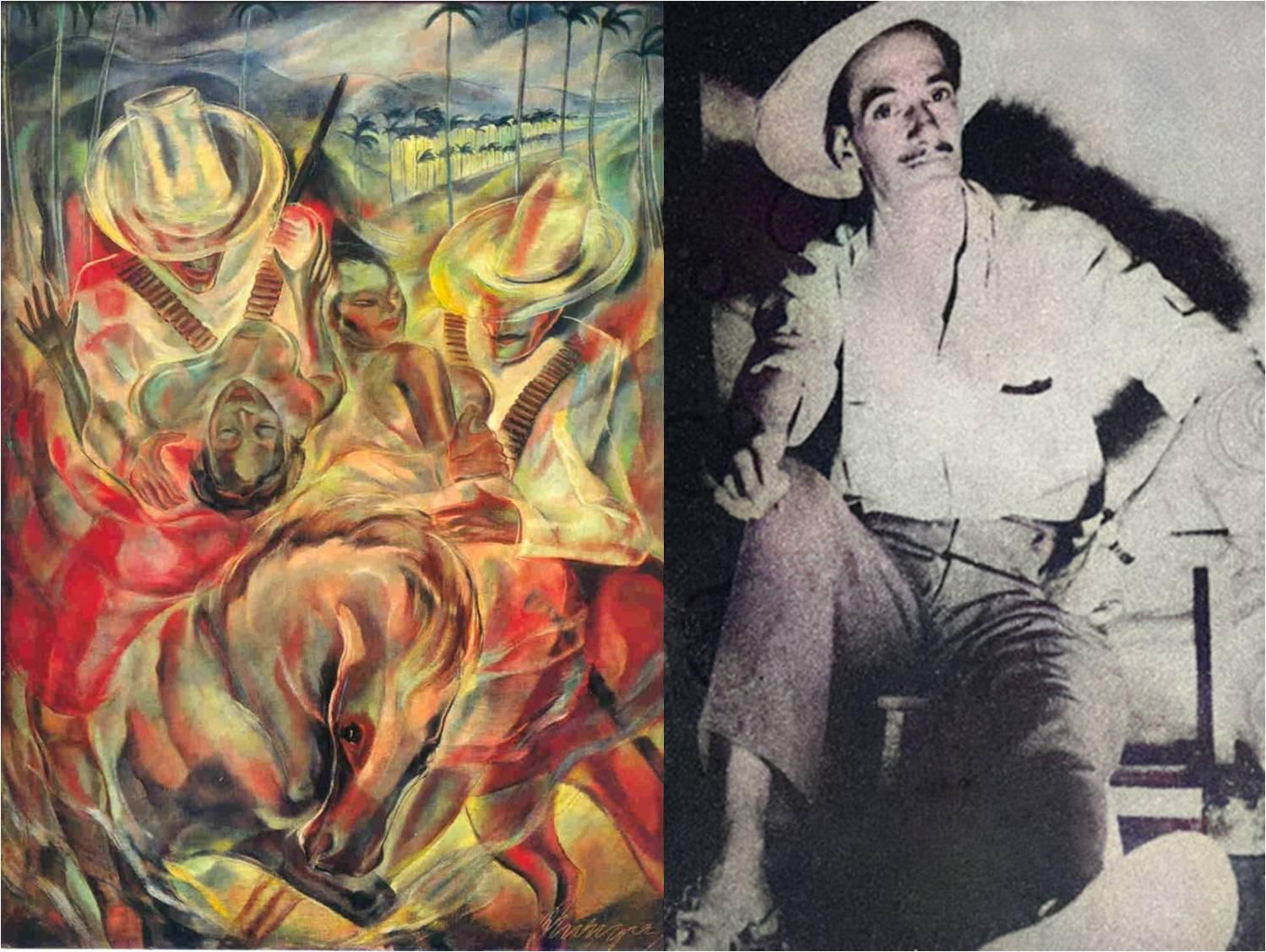 El cuadro más famoso de Carlos Enríquez