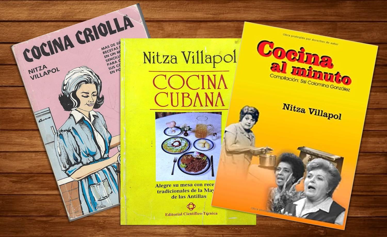 Libros de Nitza Villapol