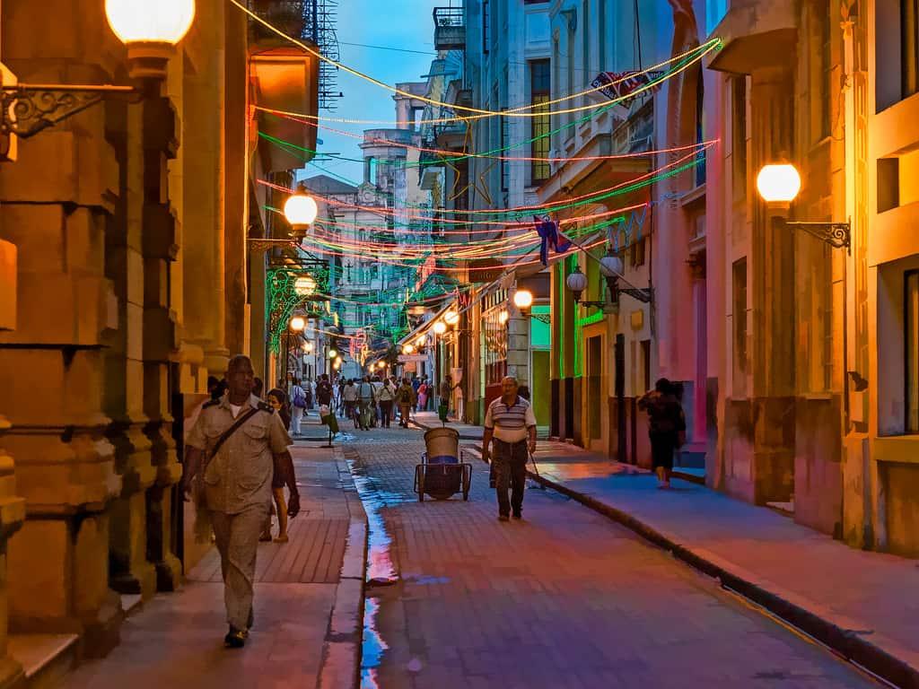 La Habana Vieja y sus lugares de antaño para visitar y conocer