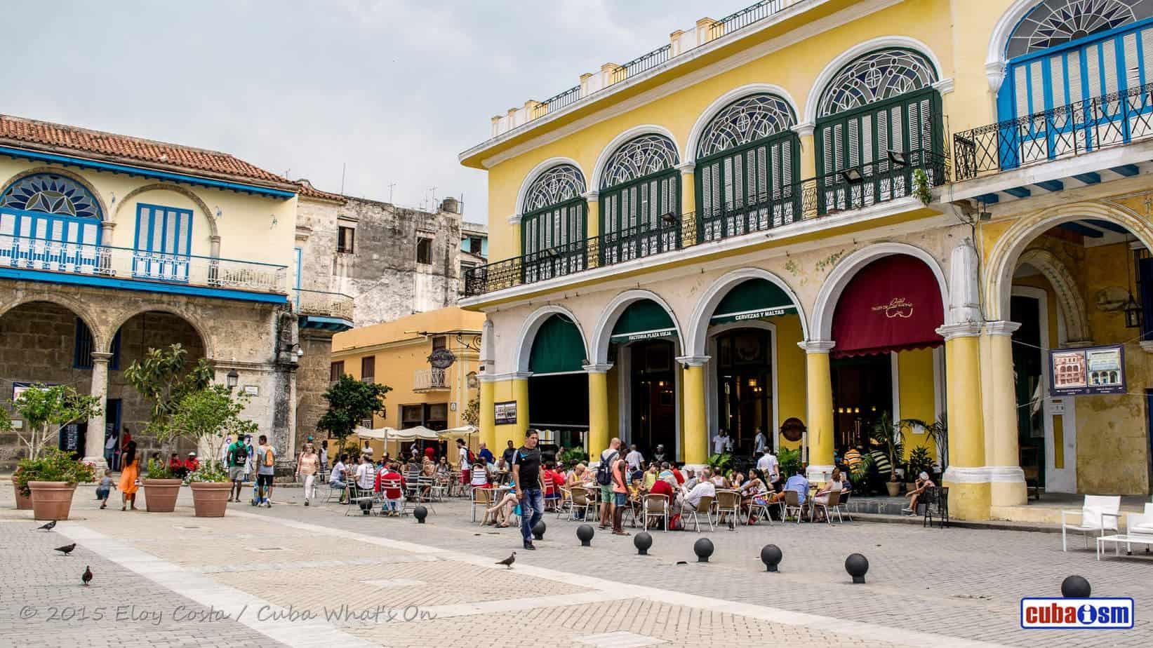 Plaza Vieja de La Habana