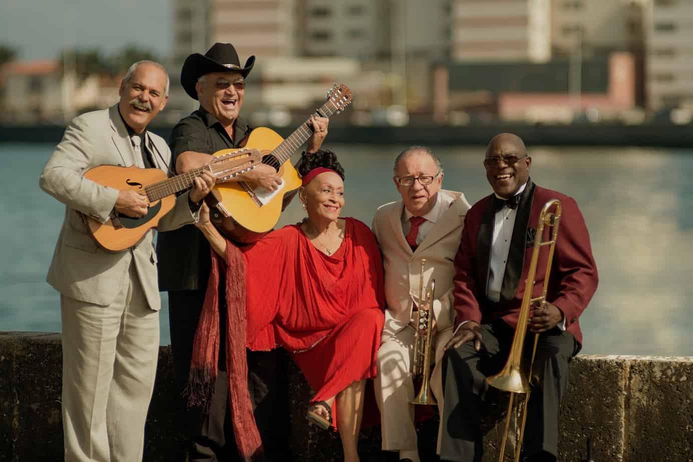 Grandes de la música cubana: Buena Vista Social Club