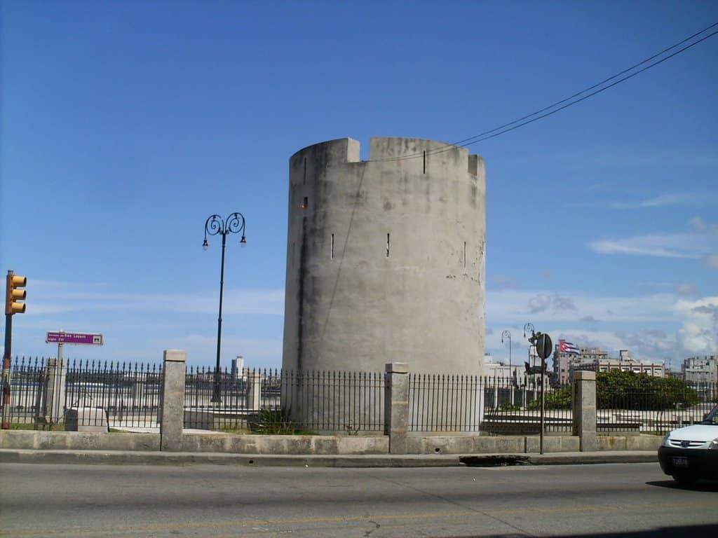 Torreón de San Lázaro