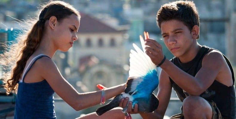 Escena de una de las mejores películas cubanas: conducta