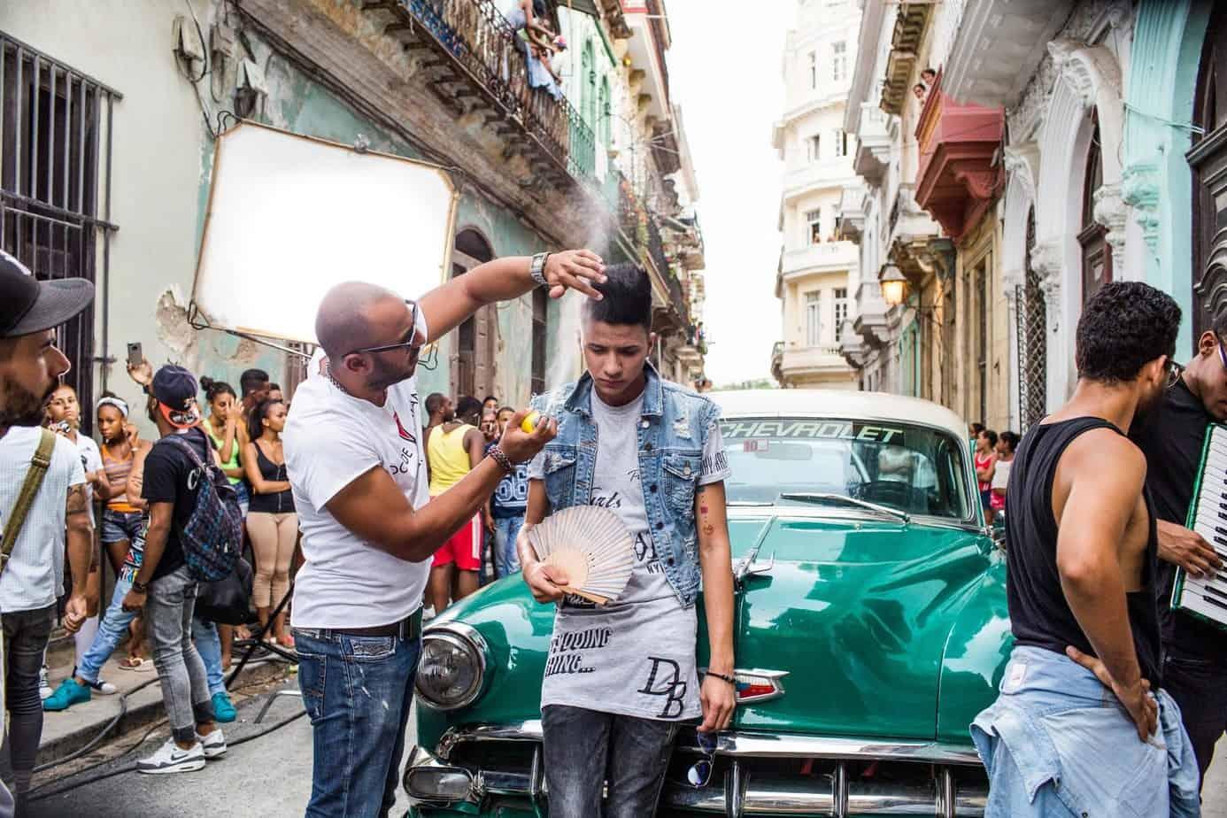 Una historia de cómo el reguetón se hizo famoso en Cuba sin Internet