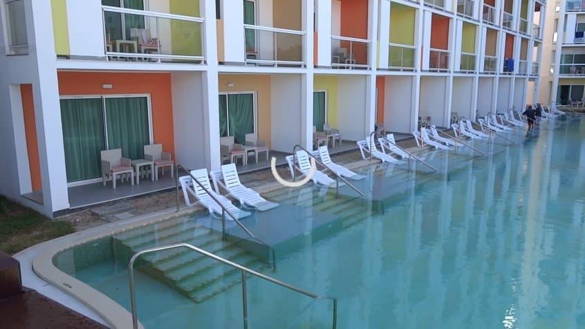 La piscina del Iberostar Bella Vista
