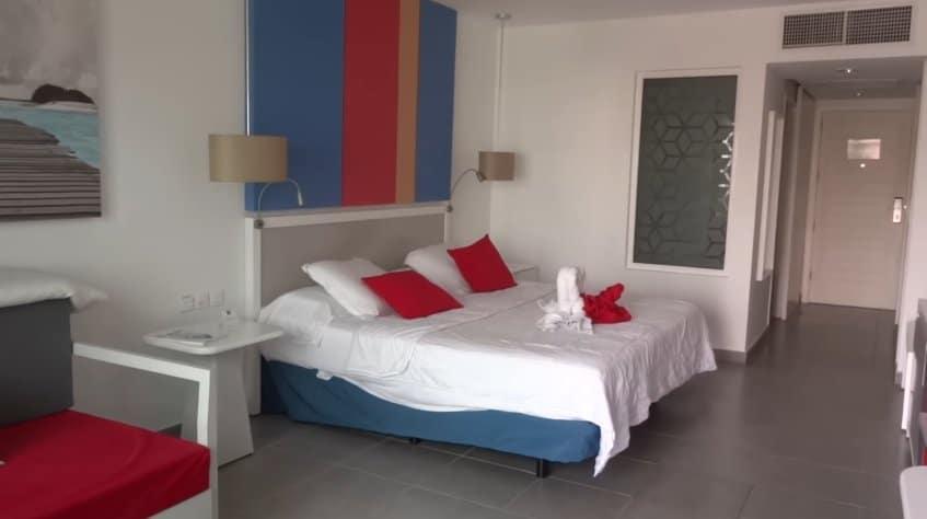 Cómodas habitaciones del Iberostar Bella Vista
