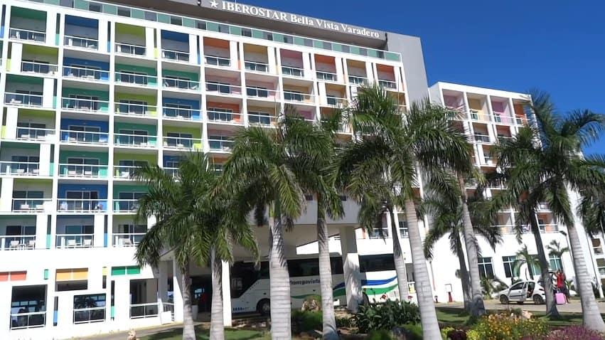 Iberostar Bella Vista, el hotel más alto de Varadero