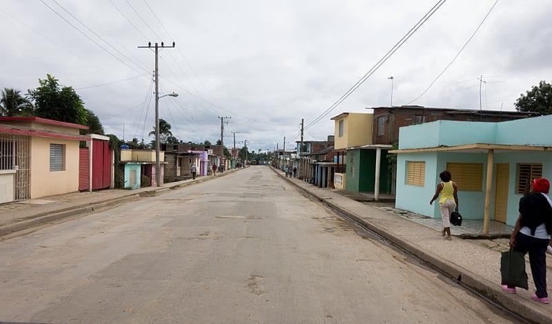 Calle de Songo-La Maya