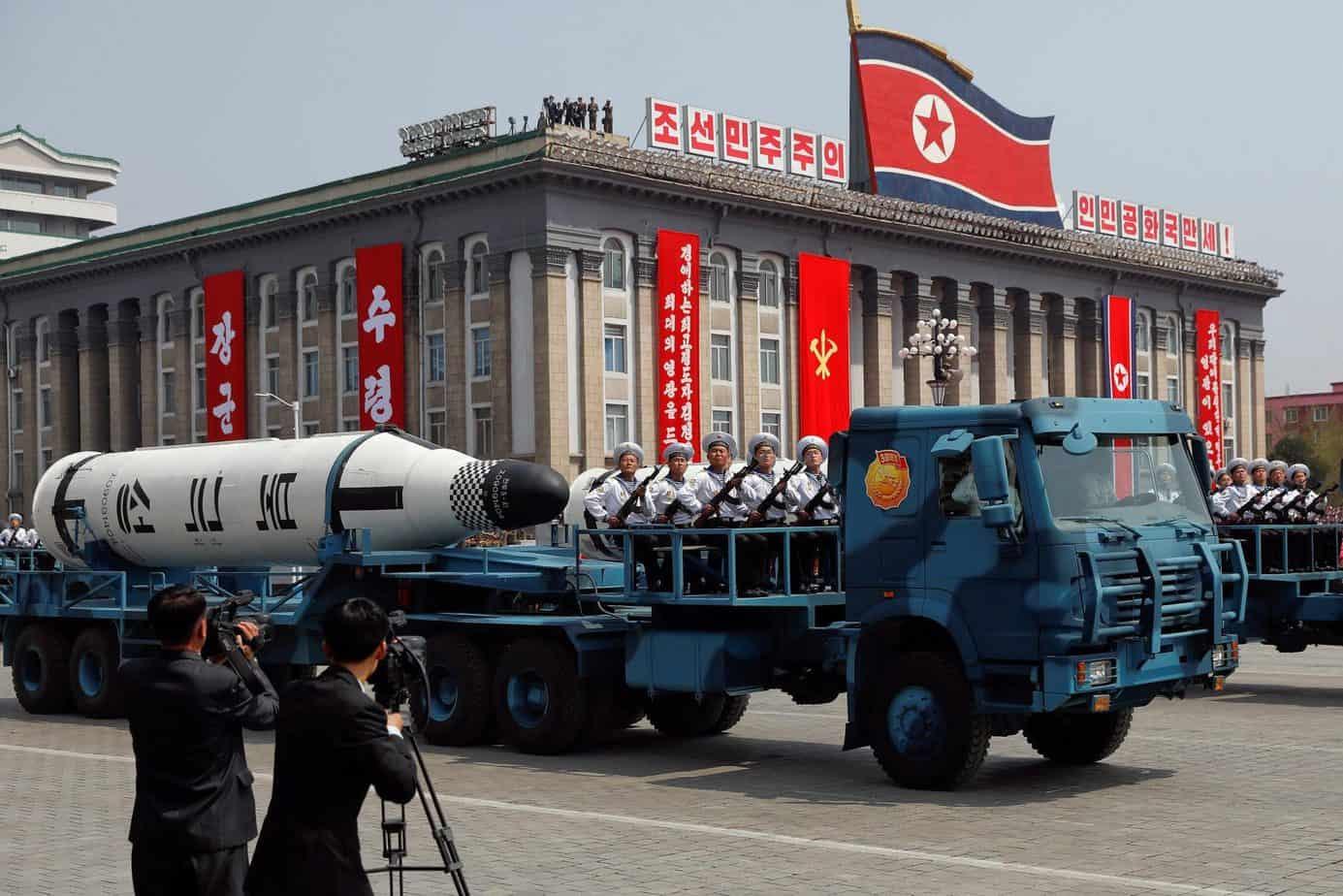 Corea del Norte afirma que ha probado con éxito un misil intercontinental que puede alcanzar a los Estados Unidos