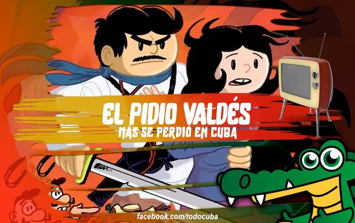 """Elpidio Valdés """"Más se perdió en Cuba"""", película completa"""