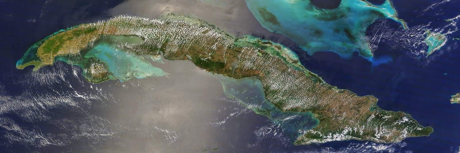 cuántos cayos hay en Cuba