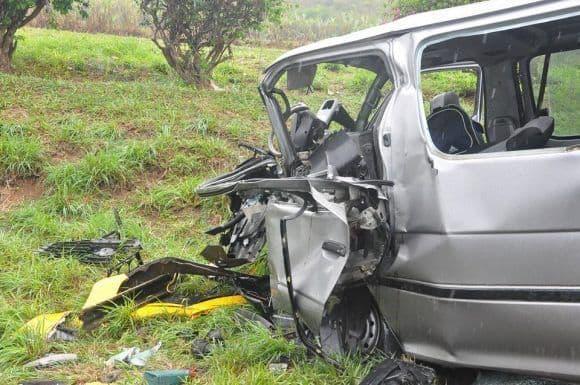 Cuba nuevamente de luto: accidente de tránsito en Granma deja un muerto y nueve lesionados