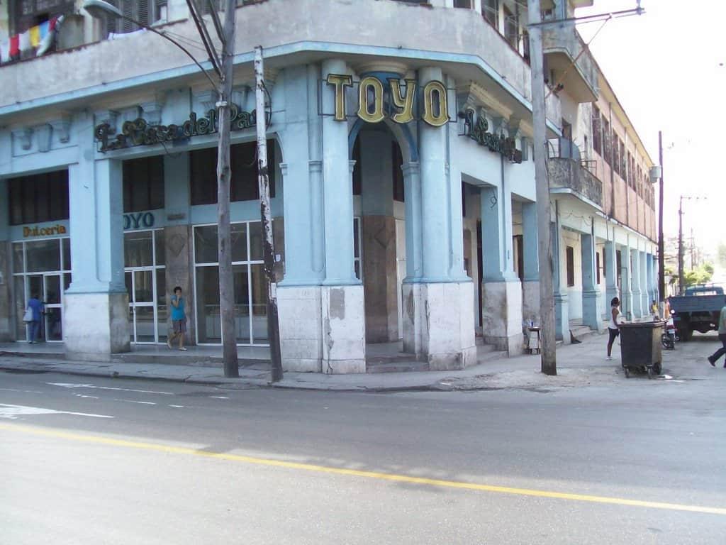 La famosa esquina de Toyo de La Habana