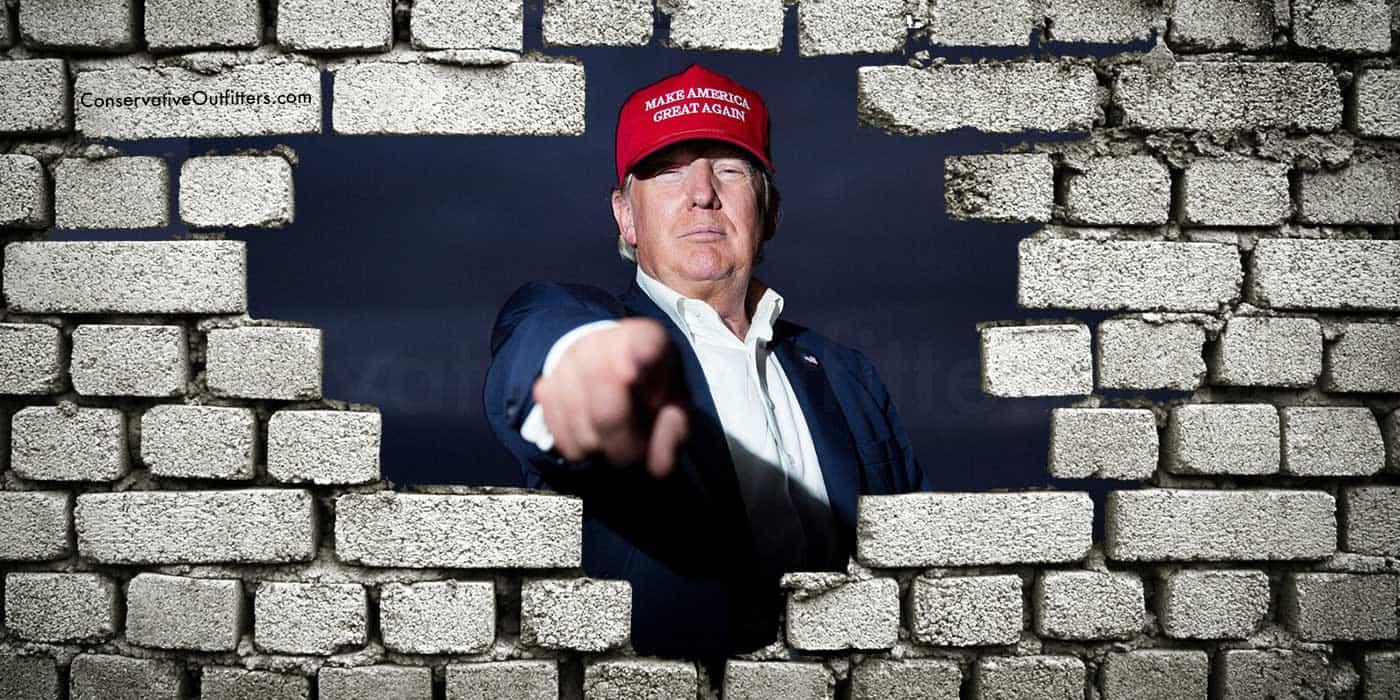 Trump enfrenta cada vez más problemas para la construcción del muro
