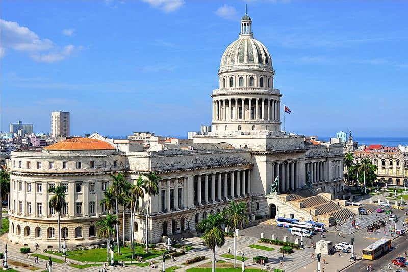 El Capitolio cubano