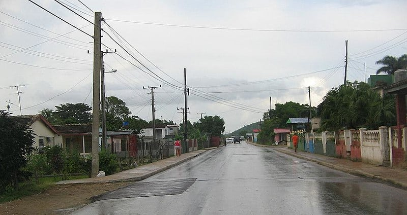 Carretera Manicaragua