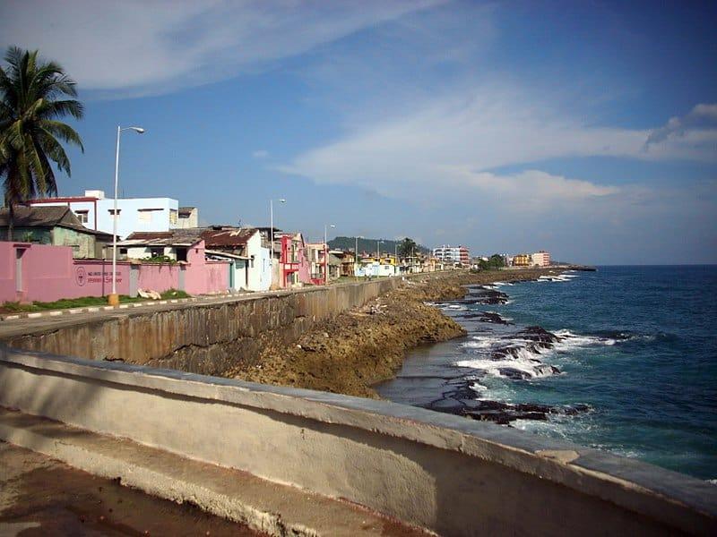Malecón de Baracoa