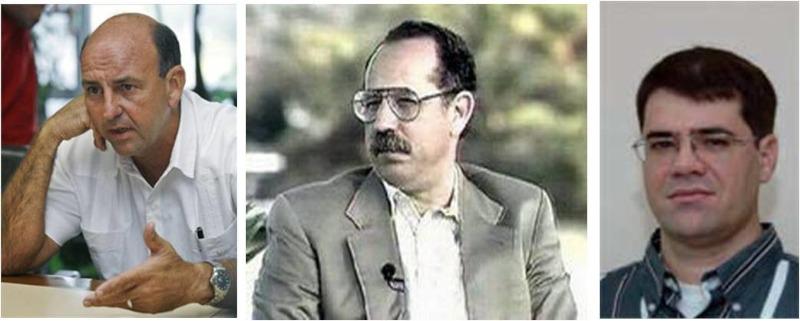 Carlos Lage, Carlos Aldana y Carlos Manuel Valenciaga, todos llevan un nombre fatal para un político cubano.