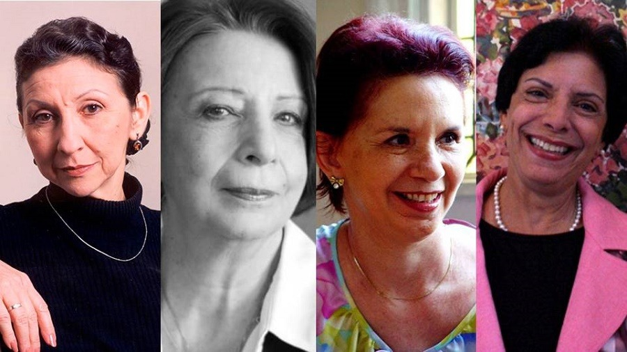 Estas son las famosas cuatro joyas del Ballet Nacional de Cuba