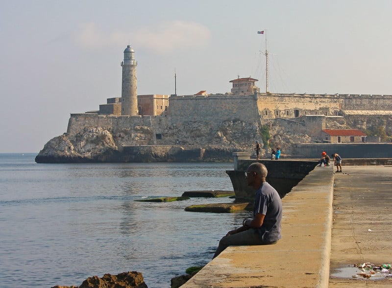 Conoce tres malecones de Cuba