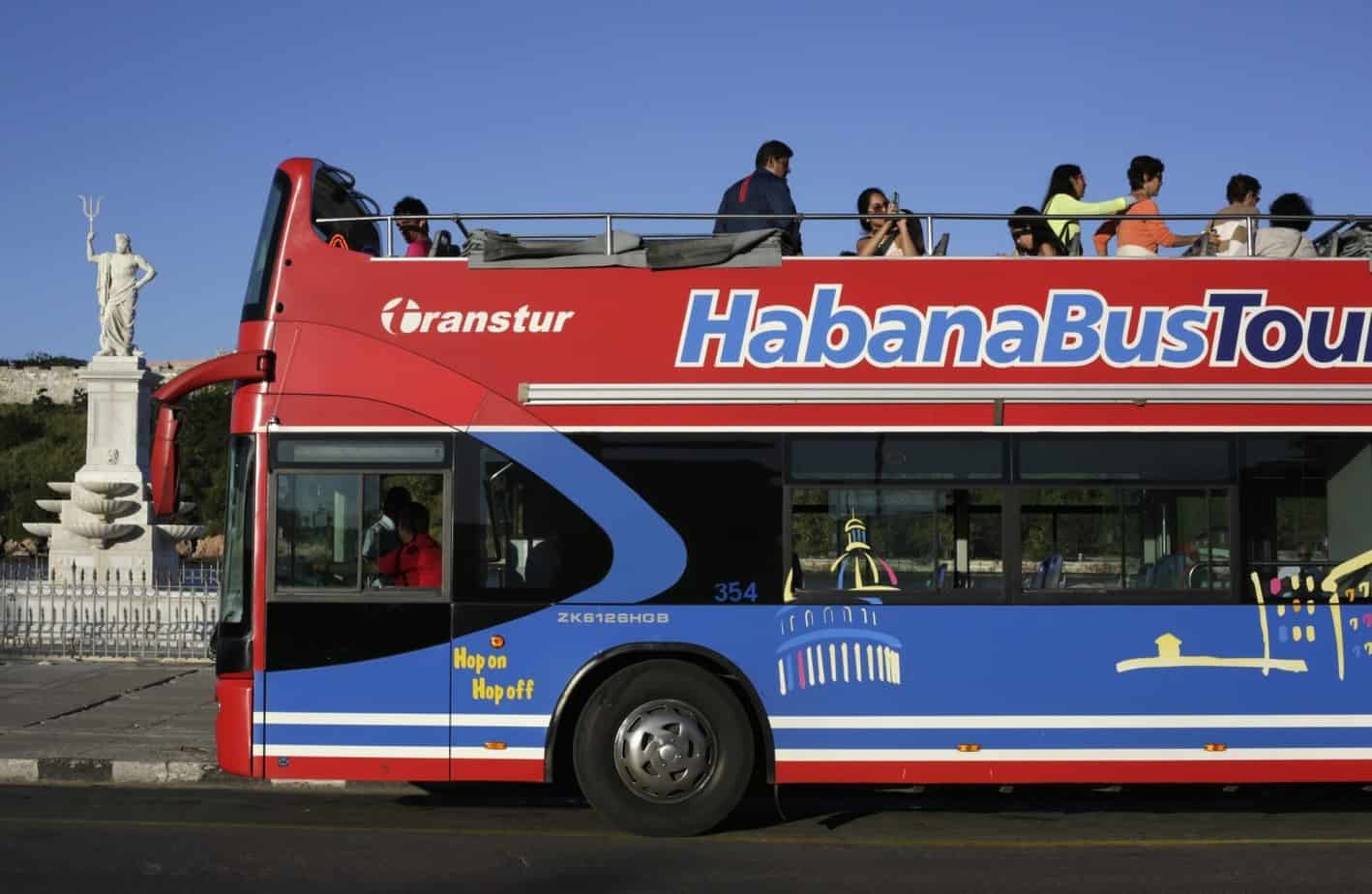 Sorpréndete con los lugares que verás en Havana Bus Tour