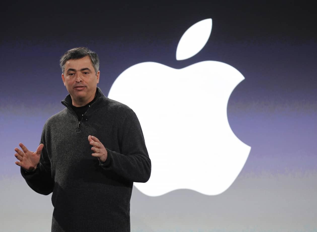 Conoce a Eddy Cue el multimillonario hijo de cubanos y amante de la salsa que hoy es vicepresidente Apple