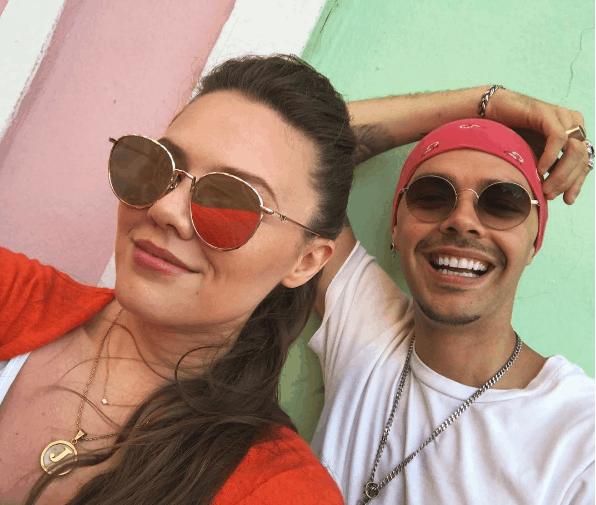El popular dúo Jesse y Joy está en la Habana para filmar un video al que quizás se sume Gente de Zona